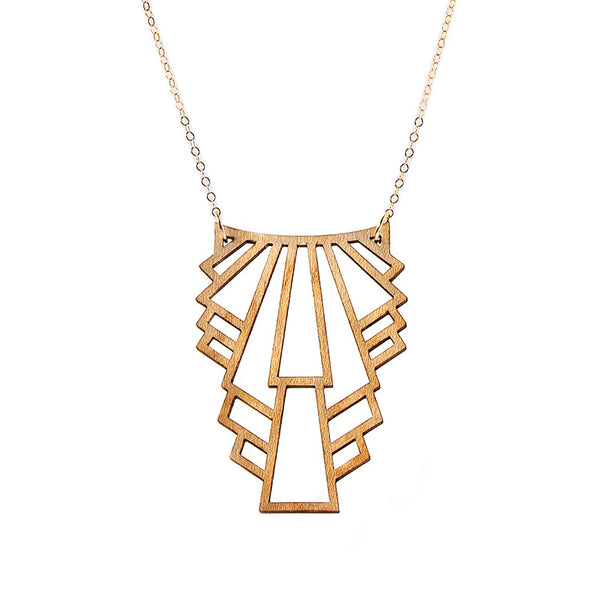 Metropolis Necklace