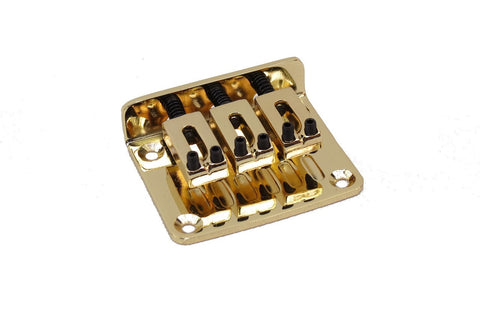 Image of 3-String Adjustable Gold Bridge