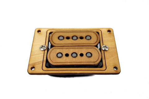 3-String CBG Humbucker Maple