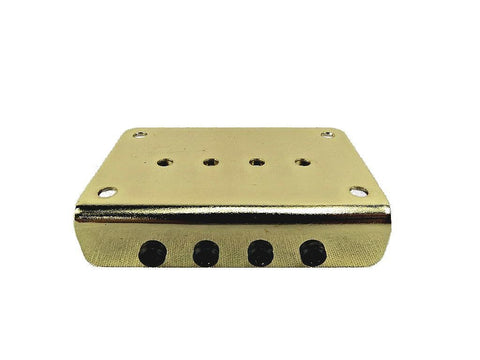 Image of 4-String Adjustable Gold Bridge