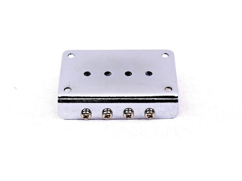 4-String Adjustable Chrome Bridge