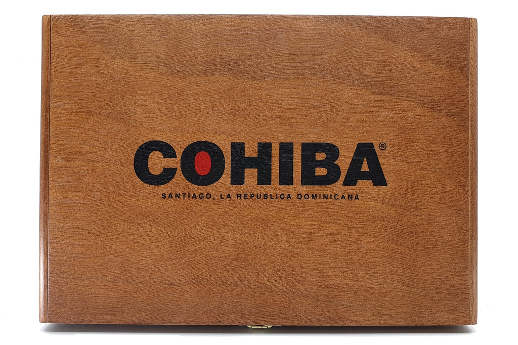 Empty Cigar Box Cohiba Lonsdale