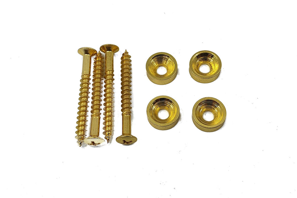 Neck Screw Set - Gold