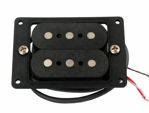 3-String Humbucker CBG Black