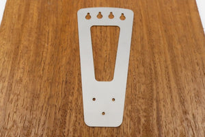 4 String Tailpiece Stainless Steel