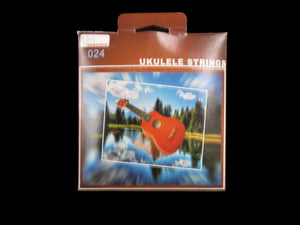 Ukulele Strings White