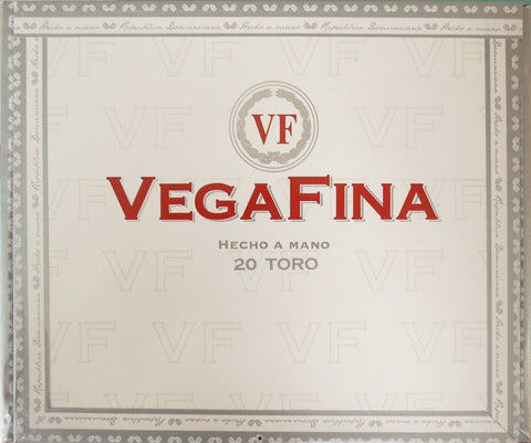 Empty Cigar Box VegaFina