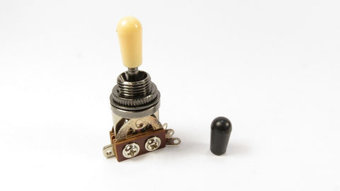Image of 3-Way Toggle Switch Faded Black