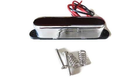 Single Coil Pickup Chrome
