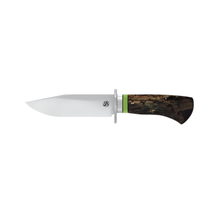 Load image into Gallery viewer, feral tramp fixedblade premium uddeholm elmax steel outdoor knife