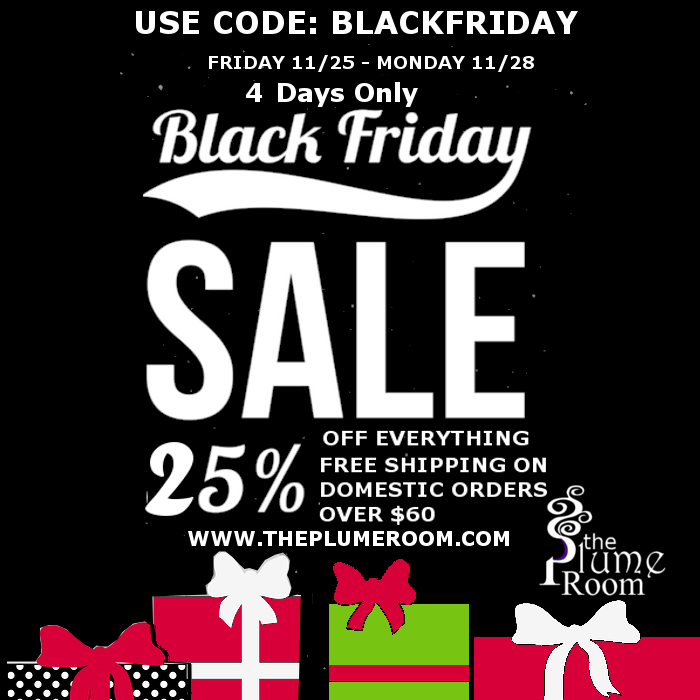 Black Friday Sale coming to TPR!