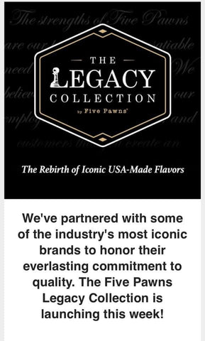 Five Pawns Legacy Collection
