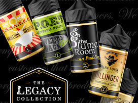 Legacy Collection featuring The Plume Room's Banana Pudding