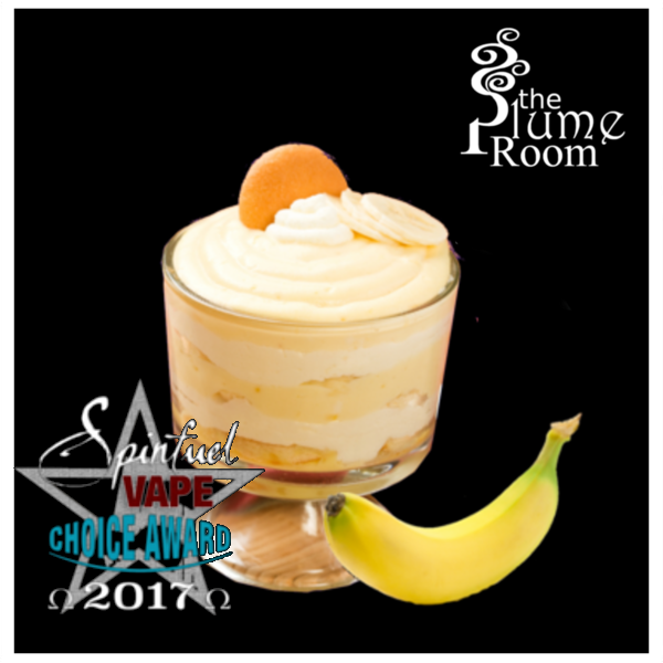 Bananna Pudding- A very popular vape ejuice from TPR.