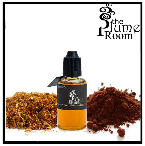 Dutch Cocoa Tobacco- A chocolate tobacco vape.