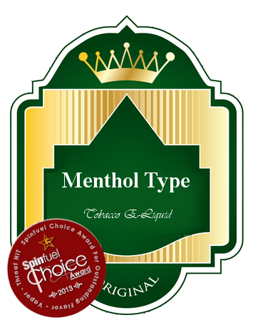 Menthol Type with Natural Tobacco