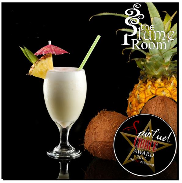 The best Piña Colada ejuice, TPR vapers.