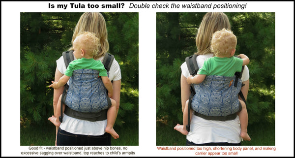 Is my Tula too small photo