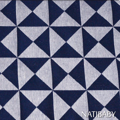 Exclusive Natibaby Bergen Triangles Woven Wrap