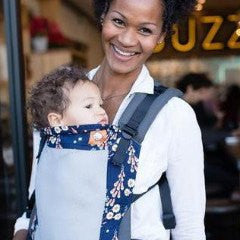 Tula Coast Foxgloves Baby & Toddler Carrier