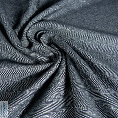 Didymos Twisted Lisca Anthracite Woven Wrap