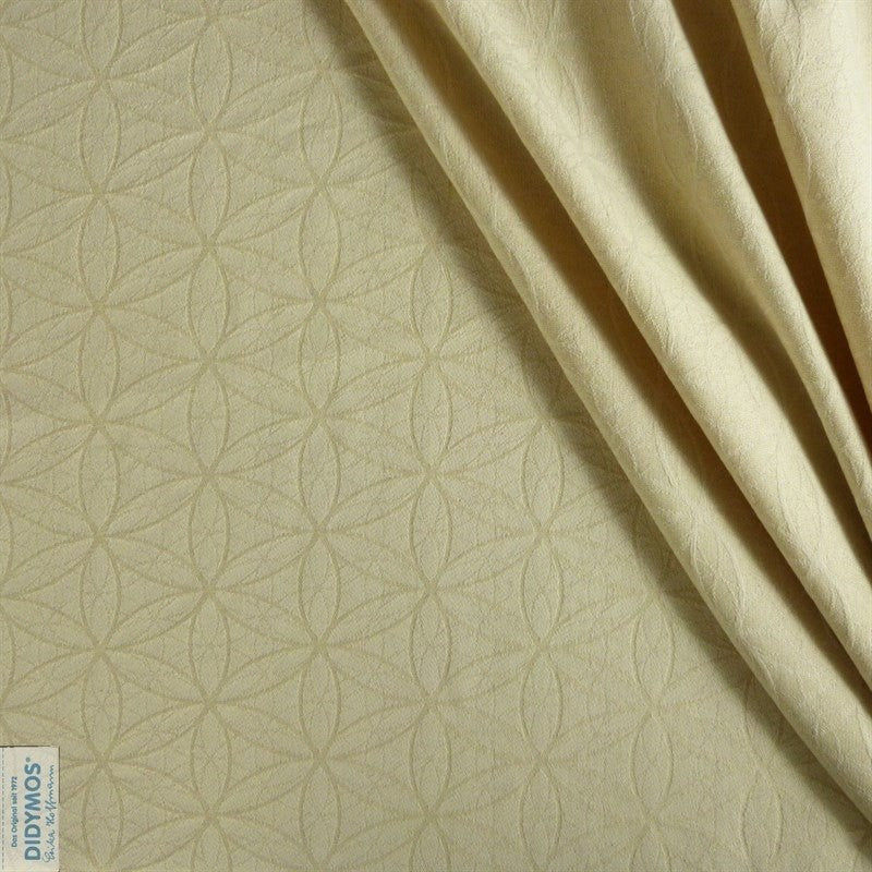 Didymos Flower of Life Tussah Wool Woven Wrap