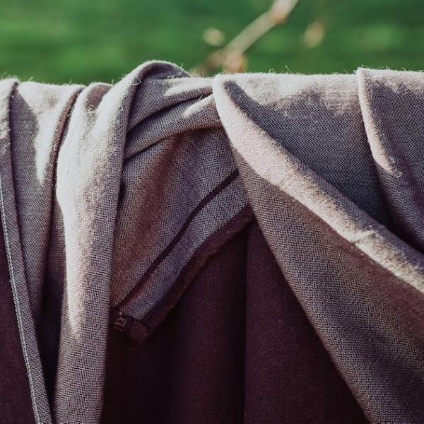 Didymos Mocca Double Face with Wool Woven Wrap