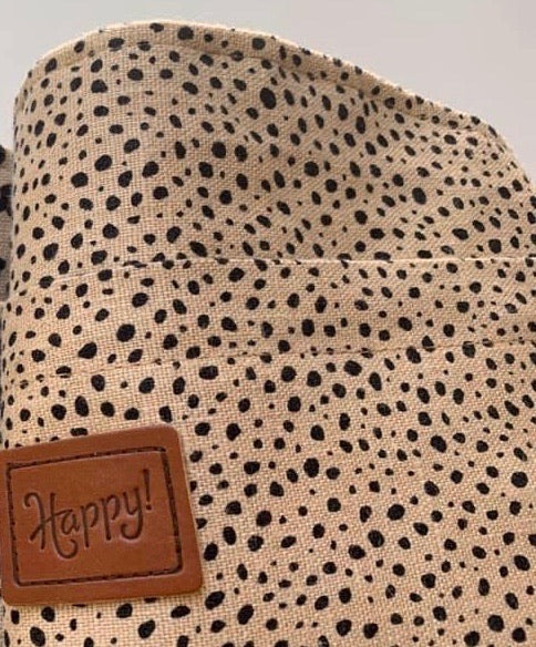Happy Baby Carrier Toddler Cheetah PRE SALE