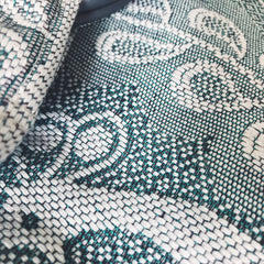 Didymos Sea Green Pfau Ring Sling