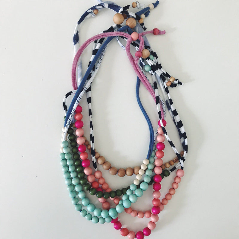 Teething Necklaces