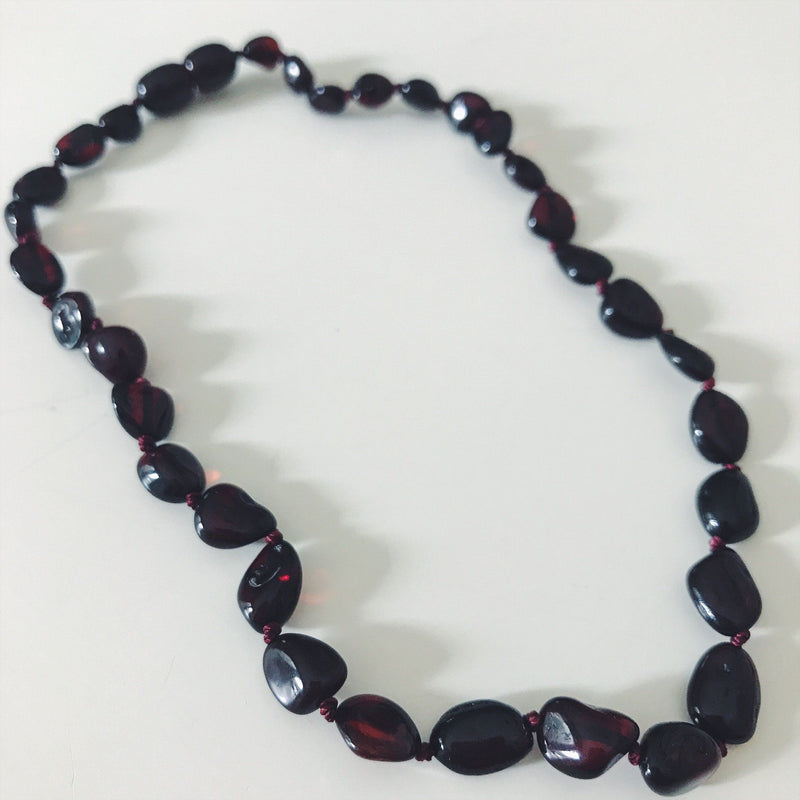 Dark Cherry Baltic Amber
