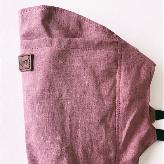 Happy Baby Carrier Toddler Mauve
