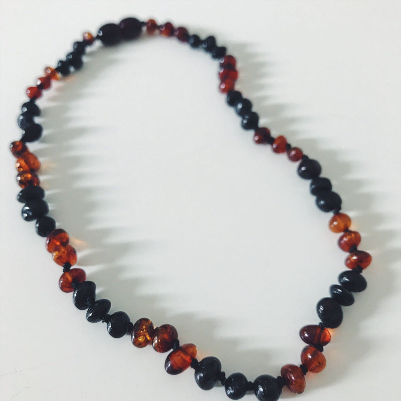 Two Tone Baltic Amber