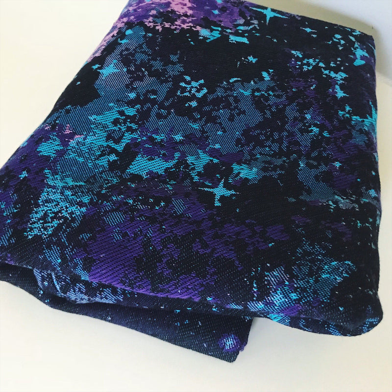 Natibaby Midnight Supernova Woven Wrap