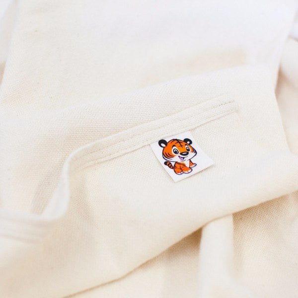 Tiny Tiger Baby American Beauty Woven Wrap