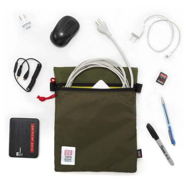 TOPO - Accessory Bags (3 Colours/Sizes)