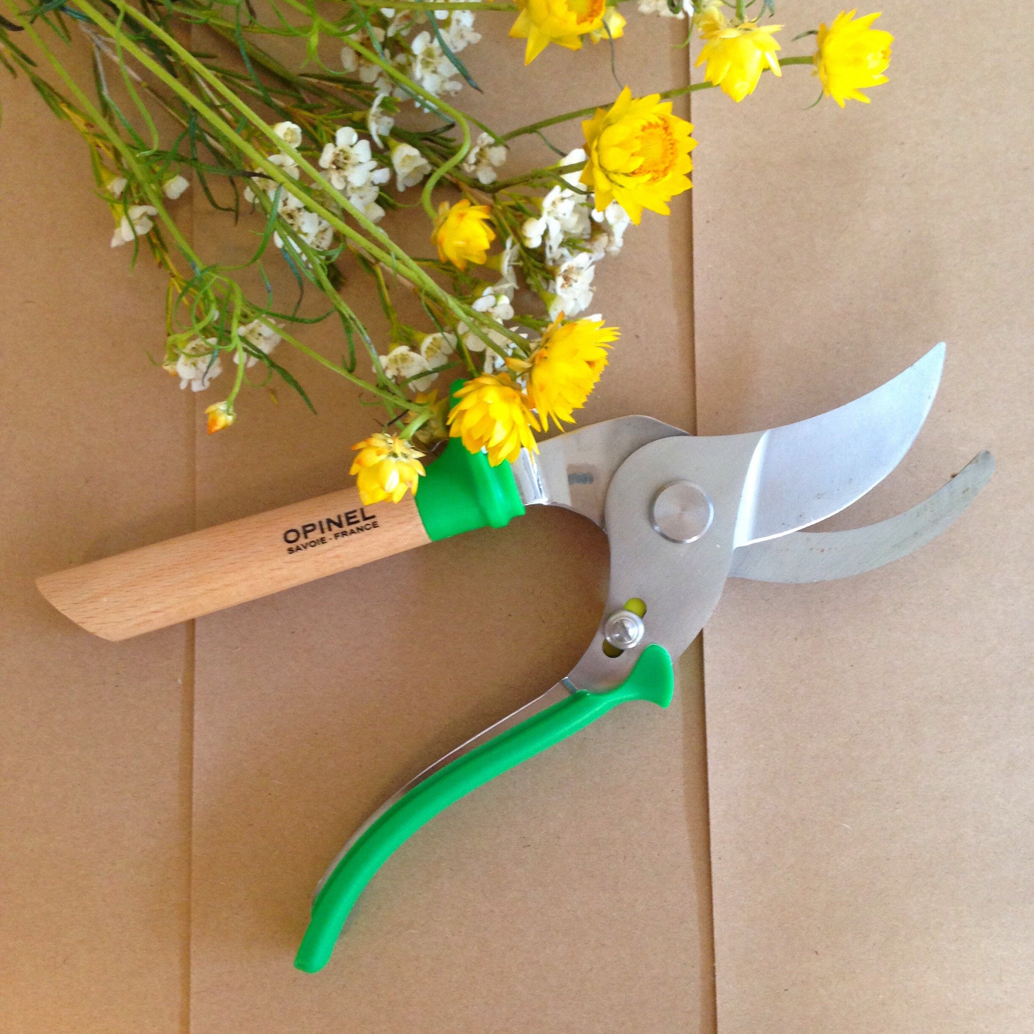 Opinel - Secateurs (two colours)