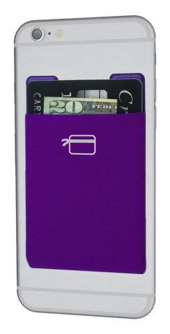 Eggplant CardNinja on iPhone 6