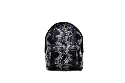 The Andes Mini Backpack, Sin Snakeskin