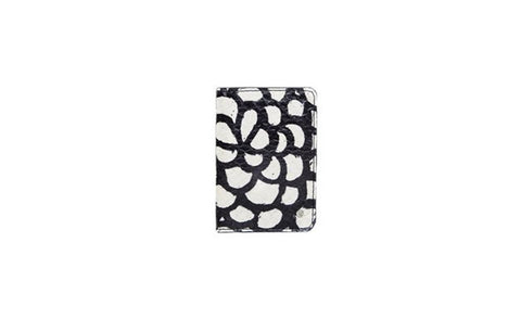 Panama Card Holder, Flower Elaphe