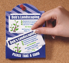 15 top bulletin board locations to pin up business cards if you have a product or service that is of interest to the general public pinning up and distributing business cards on bulletin boards is one of the colourmoves