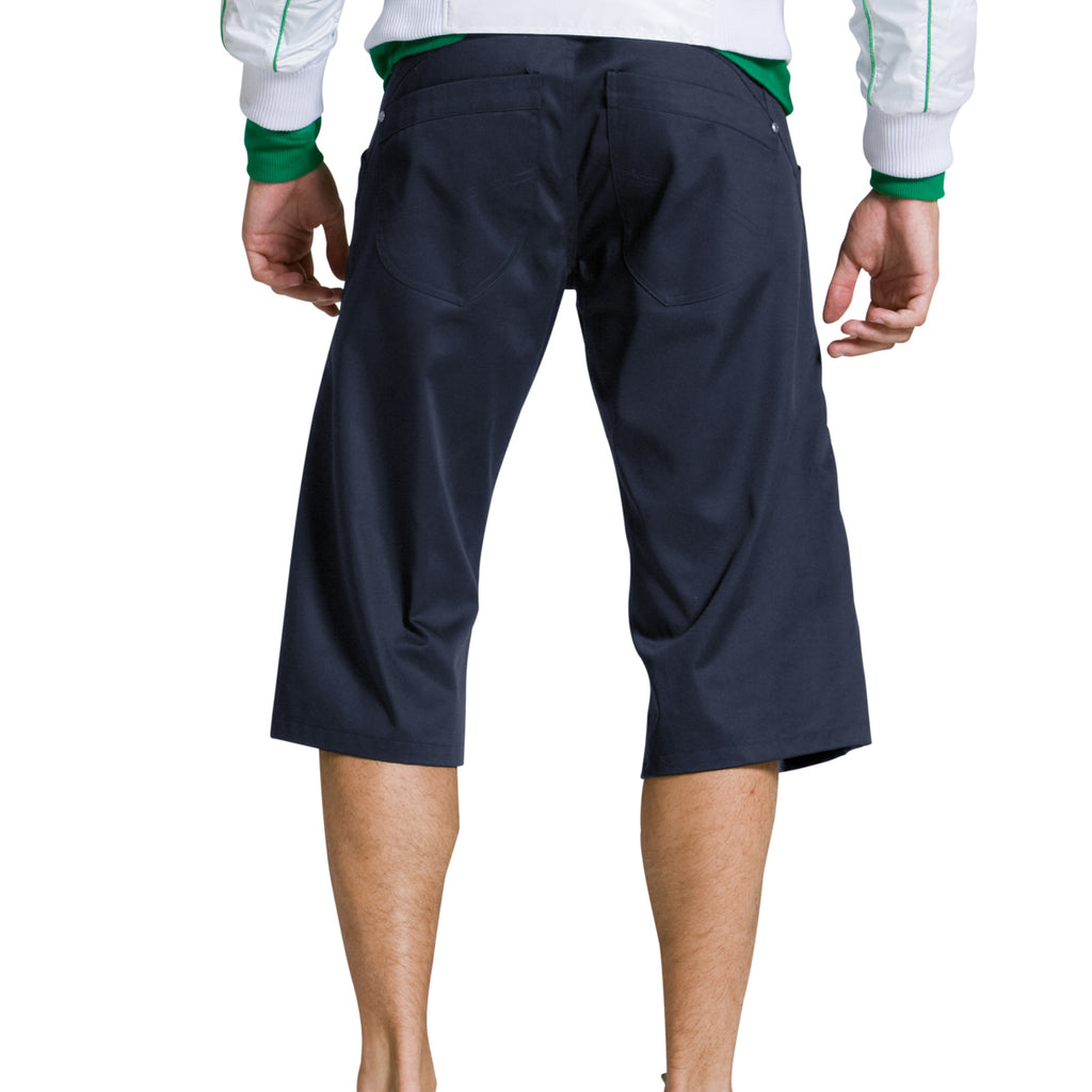 Navy Roadrunner 3/4 Shorts