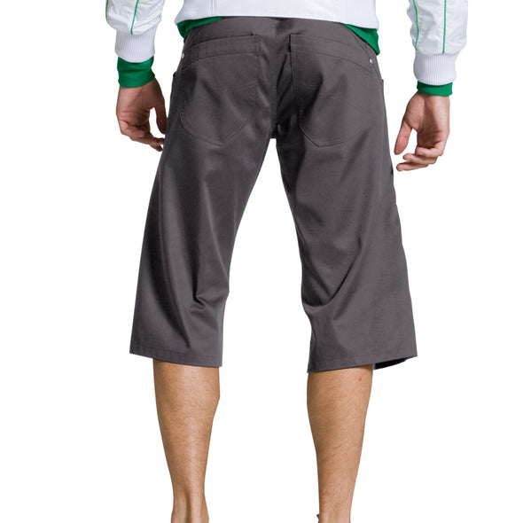 Grey Roadrunner 3/4 Shorts