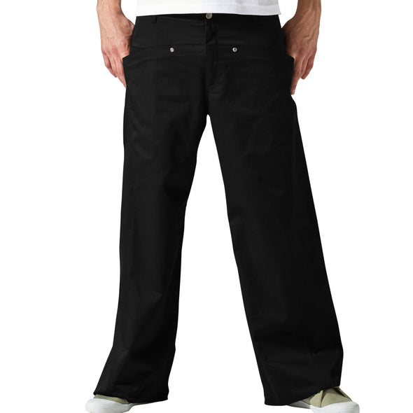 Black Roadrunner Pants