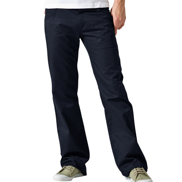 Navy Spizz Pants