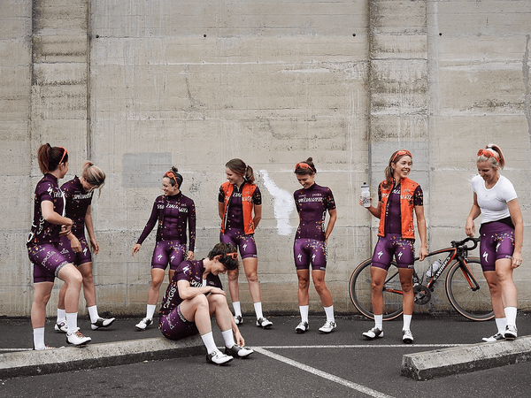 Specialized X Pedla Women's Racing Team