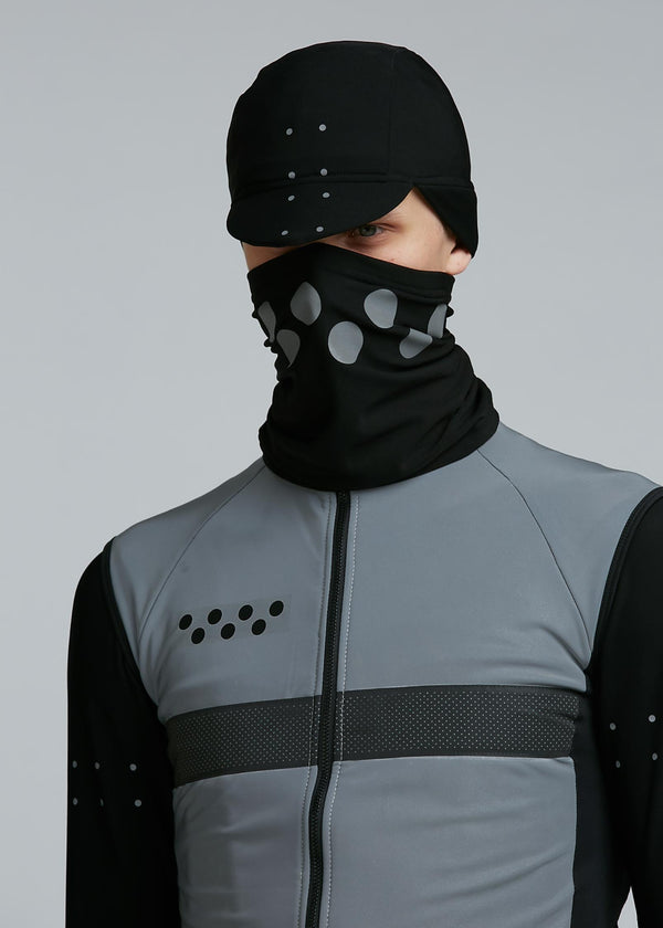 Core / Roubaix Neck Gaiter - Black