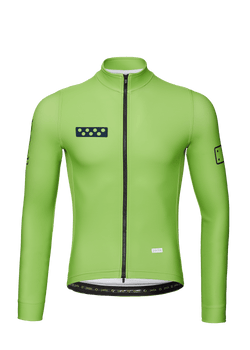 BOLD / ChillBlock Jacket - Neon GREEN