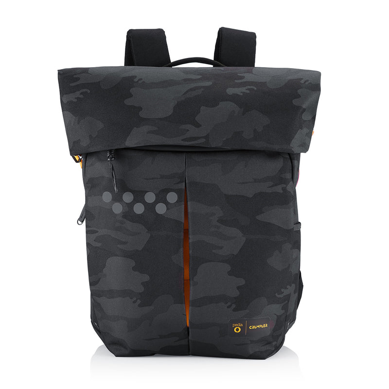 Pedla x Crumpler / ProPedla Backpack - Charcoal