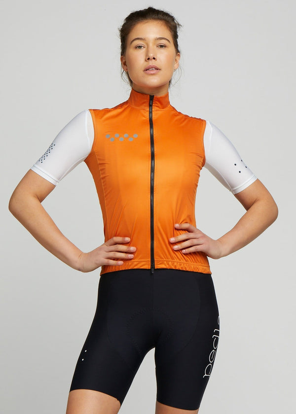 Core / Women's FLYT Gilet - Burnt Orange